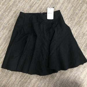 ASTR Black pleated skirt size XS. NEW WITH TAGS
